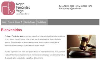 Desarrollo Web licenciadosenderecho.com